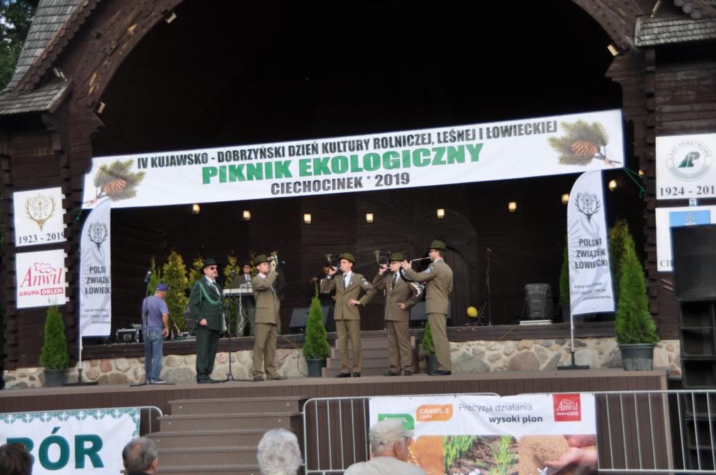 IV Kujawsko-Dobrzyński dzień Kultury Rolnej, Leśnej i Łowieckiej Piknik Ekologicznych Ciechocinek 2019