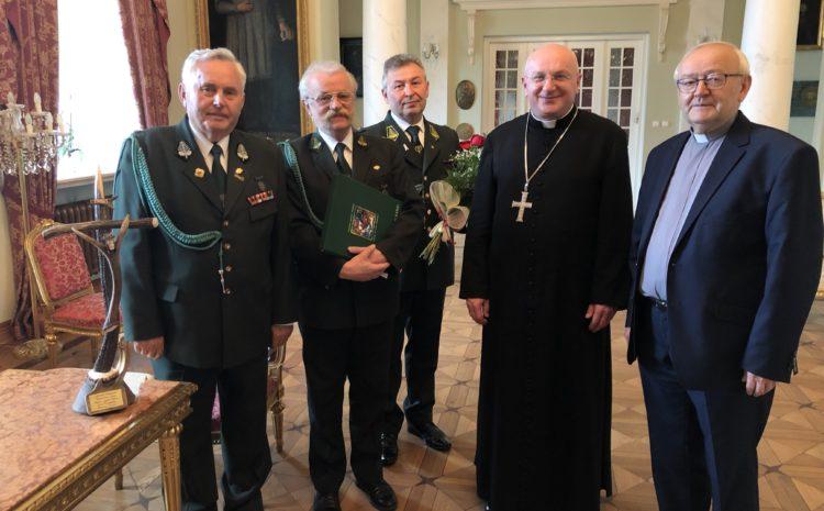 Powitanie nowego biskupa diecezji włocławskiej