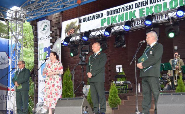 VI kujawsko-Dobrzyński Dzień Kultury Rolniczej, Leśnej i Łowieckiej- Piknik Ekologiczny – Ciechocinek 2021.